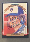 Don Sutton Baseball Cards and Autographed Memorabilia Guide 3