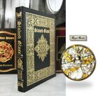 STAINED GLASS Easton Press Virginia Raguin OVERSIZED BOOK