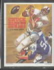 (13) diff 1970 Topps Football Posters inserts lot , Howley, Calvin Hill ,Wilson