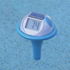 Digital Swimming Pool Floating Thermometer Solar Power Spa Fish Pond Water Gauge