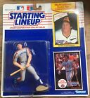 1990 Kevin McReynolds New York Mets Starting Lineup in pkg with 2 baseball cards