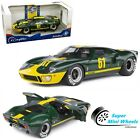 Solido 118 1966 Ford GT40 MK1 Jim Clark Ford Performance Collection Diecast