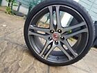 Honda 19inch alloy Rage rare 10 Spoke with BRAND new tyre