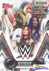 2020 Topps WWE Women's Division Wrestling Factory Sealed HOBBY Box-2 HITS-1 AUTO