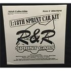 SPRINT CAR DIECAST KIT 118 RR WORLD OF OUTLAWS OPEN WHEEL USAC ALL STARS GMP