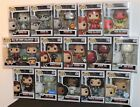 🔥FUNKO POP! MARVEL WANDAVISION SET OF 15 w ECCC CHASE EXCLUSIVES MINT🔥