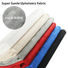 Micro Ultra Suede Aolid Fabric durability Easy care And inexpensive All Color