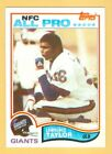1982 Topps #434 Lawrence Taylor ROOKIE CARD