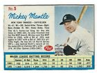 Comprehensive Guide to 1960s Mickey Mantle Cards 66