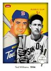20 Greatest Ted Williams Cards of All-Time 34