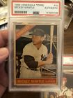 Comprehensive Guide to 1960s Mickey Mantle Cards 173