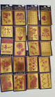 20 Brass Stencils Variety Lot 5 Nicole Scrapbooking Embossing Greeting Cards