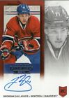 2013-14 Panini Contenders Hockey Rookie Ticket Autograph Variations Guide 108