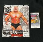 Brock Lesnar Cards, Rookie Cards and Autographed Memorabilia Guide 104