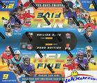 2020 Panini FIVE Football Card Game MASSIVE Factory Sealed Booster Box-216 Cards