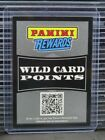 Unused Panini Rewards Wild Card Points Value up to 15,000 Points O106