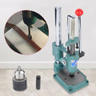 US DIY Leather Imprinting Machine Embossing Press Leather Stamp Punching Tools