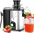 Centrifugal Juice Extractor 2021 Fruit Vegetable Juice Maker Machine Wide Mouth