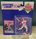 Kenner 1995 Edition MLB Starting Lineup Jose Canseco w/ Card New In Package