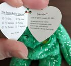 TY Beanie Baby DECADE the bear 10 year anniversary with tags