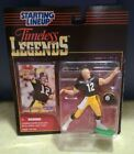1995 Kenner Starting Lineup Timeless Legends Terry Bradshaw New In Package