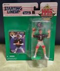 1995 Kenner NFL Starting Lineup Jeff George Atlanta Falcons New In Package