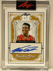 2021 Leaf Signature Series DOMINIQUE WILKINS Auto Autograph GOLD 1 1 ONE OF ONE