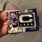2012 Topps Football NFL Captain Patch Relic Cards Visual Guide 53