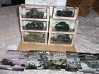 JOB LOT ATLAS EDITIONS 1 43 SCALE WW11 6 ALLIED DIECAST BOXED VEHICLESSEE LIST