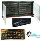 Hot Wheels Display Case 2021 Hold 50 Cars with one Exclusive Mercedes Benz 190E