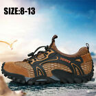Mens Non slip Hiking Shoes Casual Athletic Outdoor Sports Running Sneakers Gym