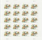 LOVE FLOURISHES STAMP SHEET USA 5255 FOREVER 2018 LOVE SERIES