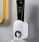 Automatic Toothpaste Dispenser Wall Mounted Holder Squeezer Bathroom Bathroom