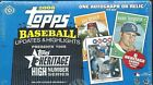 2008 Topps Heritage Baseball Hi-Number Update and Highlights Hobby Box