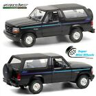 Greenlight 118 Artisan Collection 1992 Ford Bronco Nite Edition Black