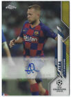2018-19 Topps Chrome UEFA Champions League Soccer Cards 9