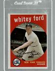 Top 10 Whitey Ford Baseball Cards 12