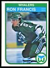 Ron Francis Cards, Rookie Card and Autographed Memorabilia Guide 10