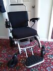 Foldawheel Plus Electric powered wheelchair with spare battery from CareCo.