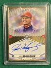 2021 Transcendent Hall of Fame Auto IVAN RODRIGUEZ Framed AUTOGRAPH 1 20 Topps