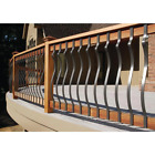 14 Pack Black Aluminum Contour Balusters For Railing Iron Look 32 1 4 in x 1