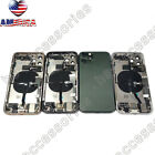 New OEM Back Housing Glass Battery Cover Frame Assembly For iPhone 1111 pro max