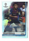 2017-18 Topps Chrome UEFA Champions League Soccer Cards 19
