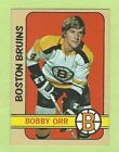 Bobby Orr Cards, Rookie Cards and Autographed Memorabilia Guide 16