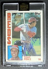 Tony Perez Cards, Rookie Card and Autographed Memorabilia Guide 9