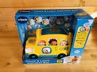 Vtech Count And Learn Alphabet Bus 36 Letter And Number Blocks With Sound