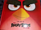 The Art of the Angry Birds Movie IDW Hardcover Art Book