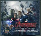 2015 Upper Deck MCU Marvel Avengers Age of Ultron Hobby Box Factory Sealed