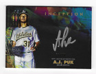 2020 Topps Inception Baseball Cards 37