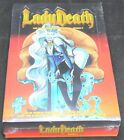 1995 Lady Death Series 2 Chromium Trading Card Box by Krome Productions - SEALED